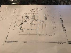 Blueprint Mockup